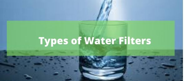 Types-of-Water-Filters