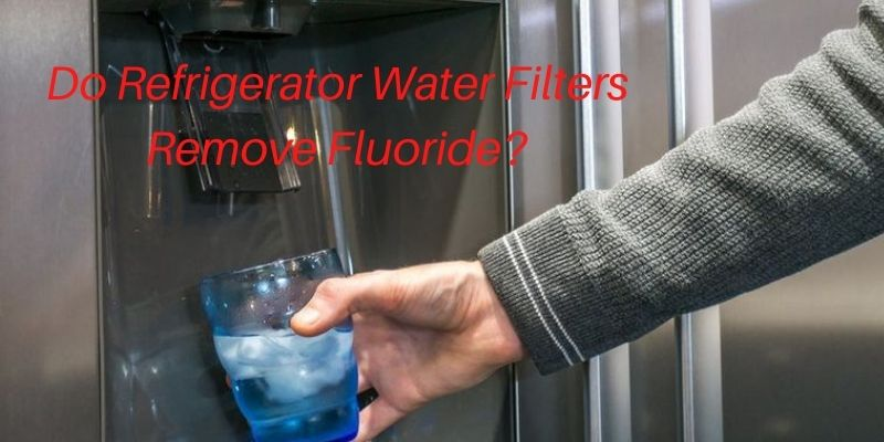 Do Refrigerator Water Filters Remove Fluoride
