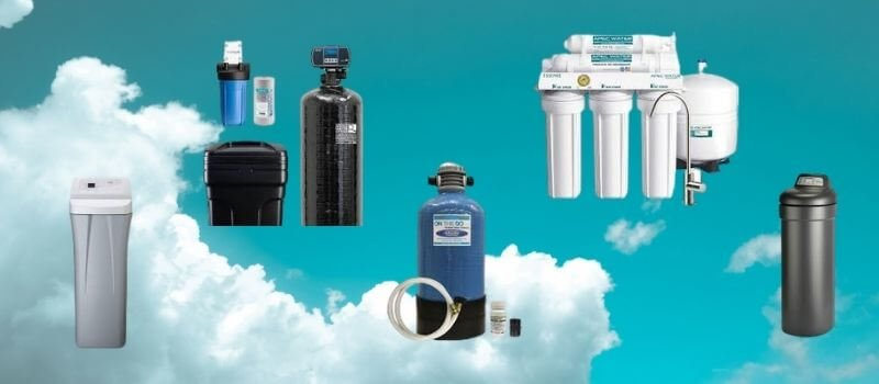 Outdoor Water Softener Systems