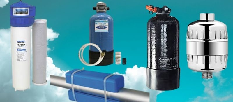small water softeners